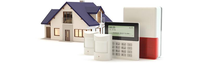 """Alarmna centrala je """"mozak"""" alarmnog sustava. Ovisno o modelu, ima određeni broj ulaza za senzore/zone, obrađuje podatke sa svih spojenih senzora i vrši predprogramirane radnje u određenim situacijama (uključuje vanjsku sirenu, zove Vas putem komunikatora na vaš telefon ili mobitel)."""